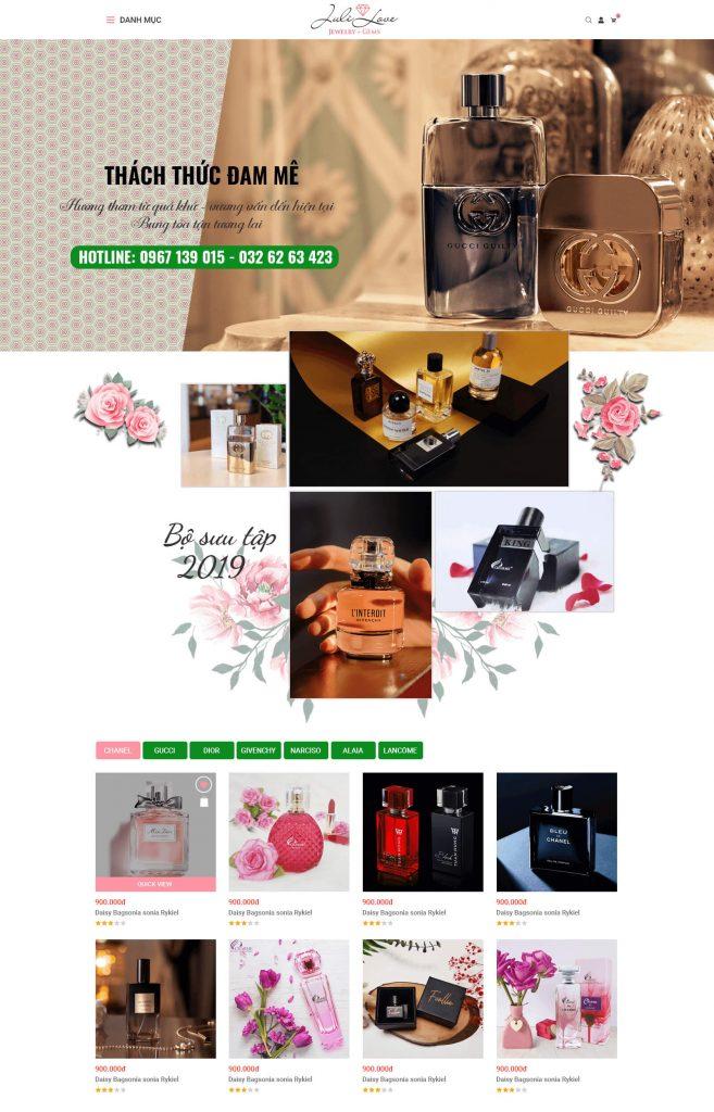 Website Juli Love RT