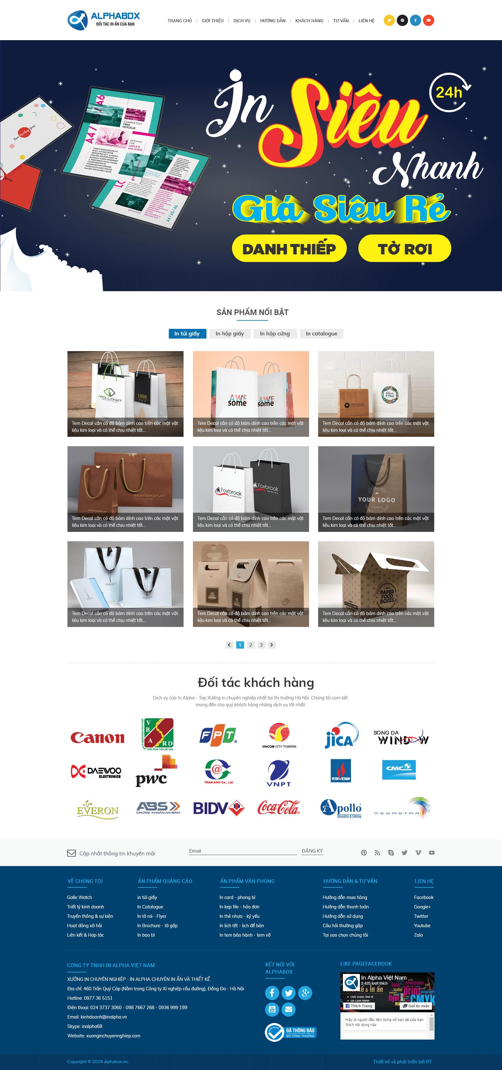 Website Anphabox RT